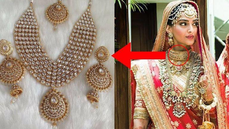 Sonam Kapoor's Jewelry ideas