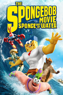 The SpongeBob Movie Sponge Out of Water (2015) Full Movie Dual Audio 720p Bluray