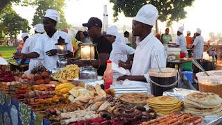 Zanzibar Honeymoon dishes