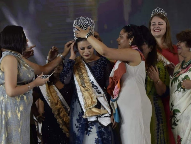 Single Gorkha mother of two from Nagaland wins national-level beauty pageants