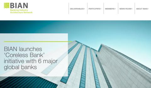 BIAN - La banque sans cœur