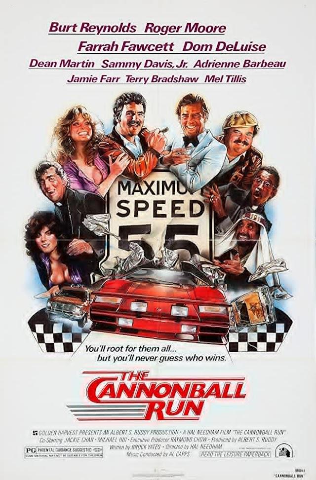 The Cannonball Run 1981 x264 720p Esub BluRay Dual Audio English Hindi Sadeemrdp @ GOPI SAHI