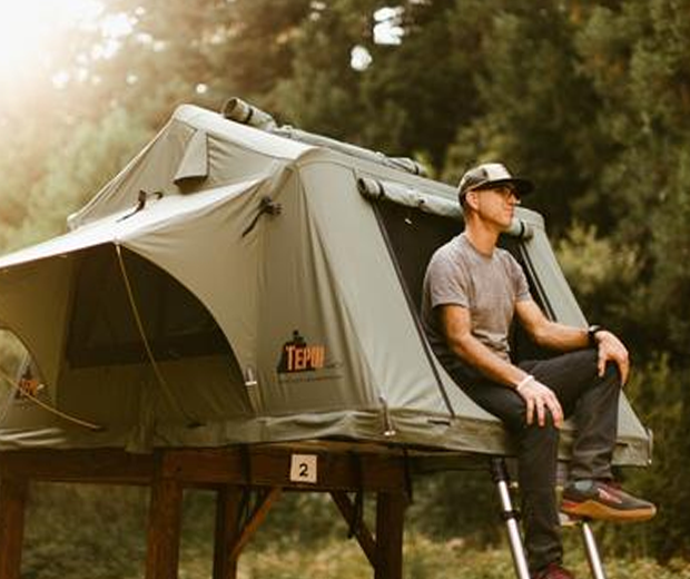 Skycamp Elevated Tent | Cool Sh*t You Can Buy - Find Cool ...