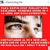 SANTIAGO DE CHILE: Se buscan HOMBRES entre 30 y 35 años con OJOS EXPRESIVOS