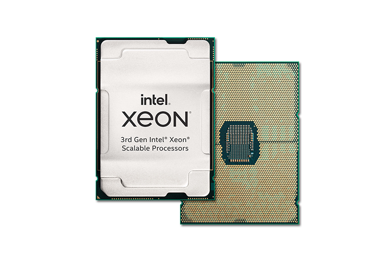 The new Xeon Scalable processors use Intel's 10nm process