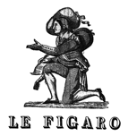 Le Figaro logo 1826
