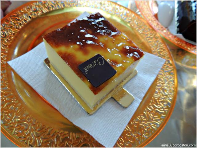 Ruta Gastronómica por Salem: Pastel de Caramel