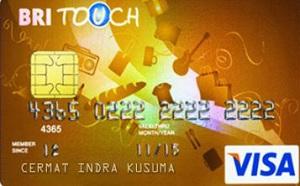 Kartu Kredit BRI Touch