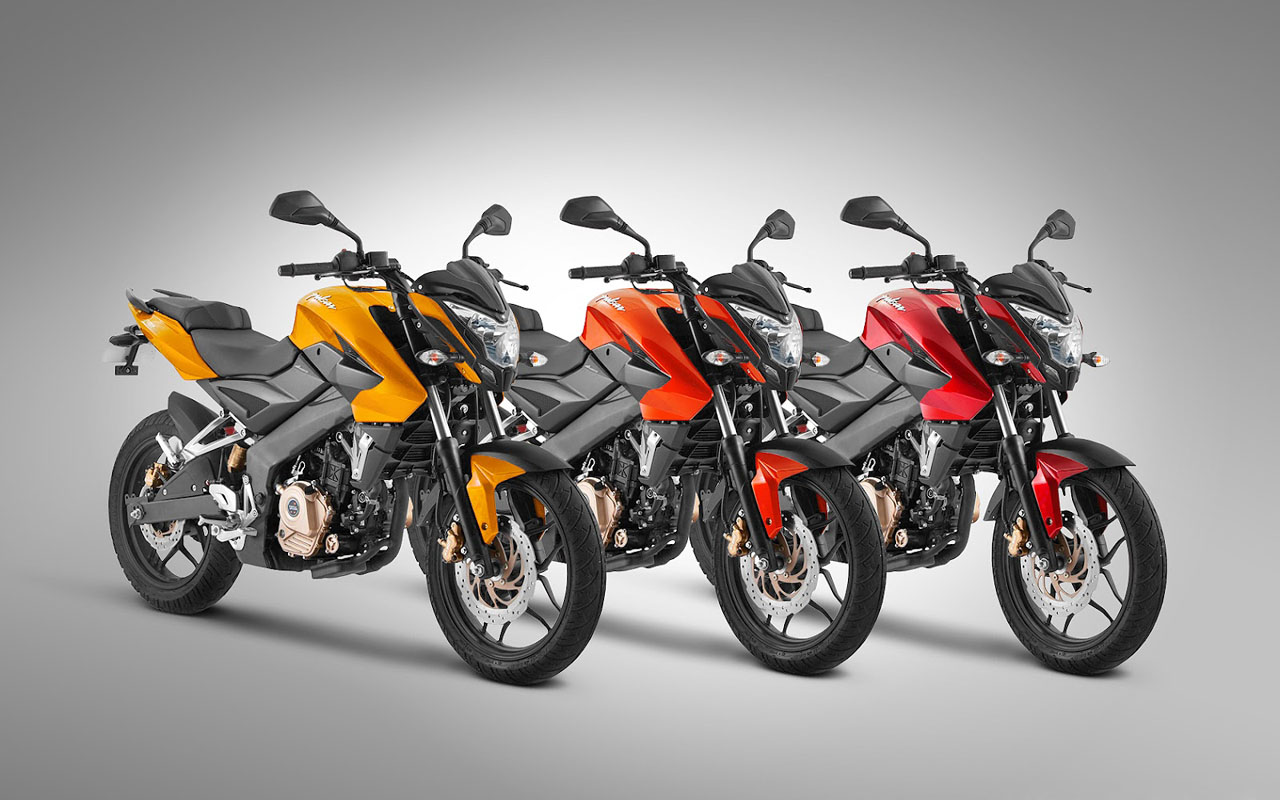 Tag Bajaj Pulsar NS Wallpapers Backgrounds S And