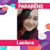 🎉🎊 Feliz aniversário hoje para Luciana Silva 🎂👏