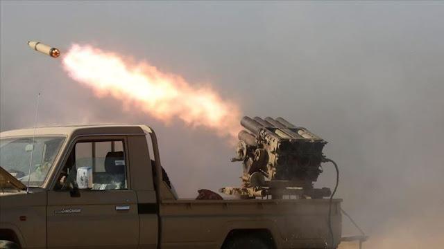 Επίθεση με ρουκέτα εναντίον βάσης των ΗΠΑ στο Ιράκ