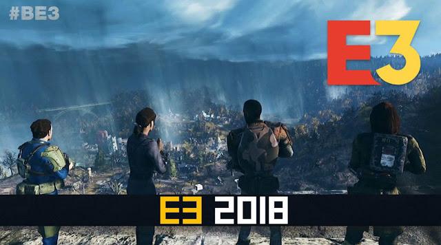 الكشف عن موعد إصدار لعبة Fallout 76 و تفاصيل جد مهمة عن محتوى اللعبة …