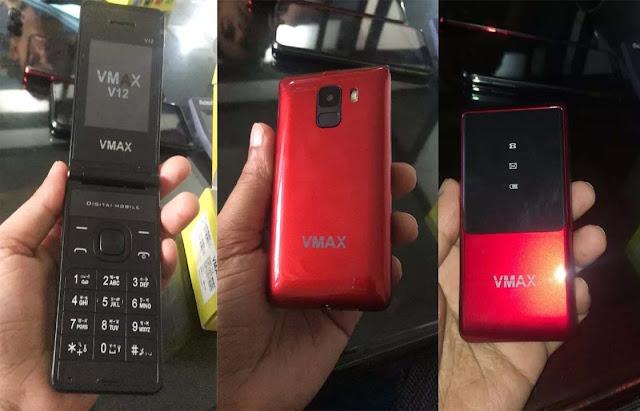 Vmax v12 folding flash file