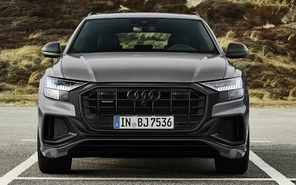 Audi Q8 2022 ganha versão Competition Plus com rodas 23 - fotos e detalhes