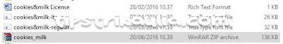 Cara Install Font di PC Windows