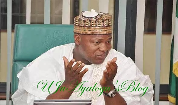 How a white man influenced me to study Law – Dogara