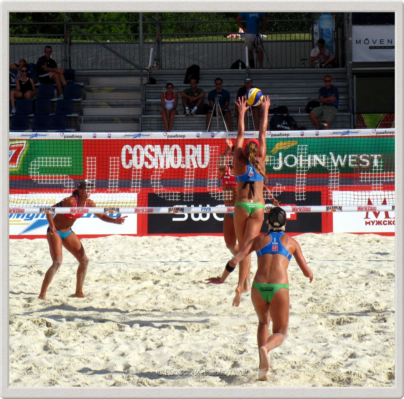 FIVB Beach Volley Swatch World Tour 2011