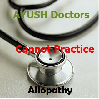 AYUSH Doctors cannot Practice Allopathy in Emergencies, Says Karnataka