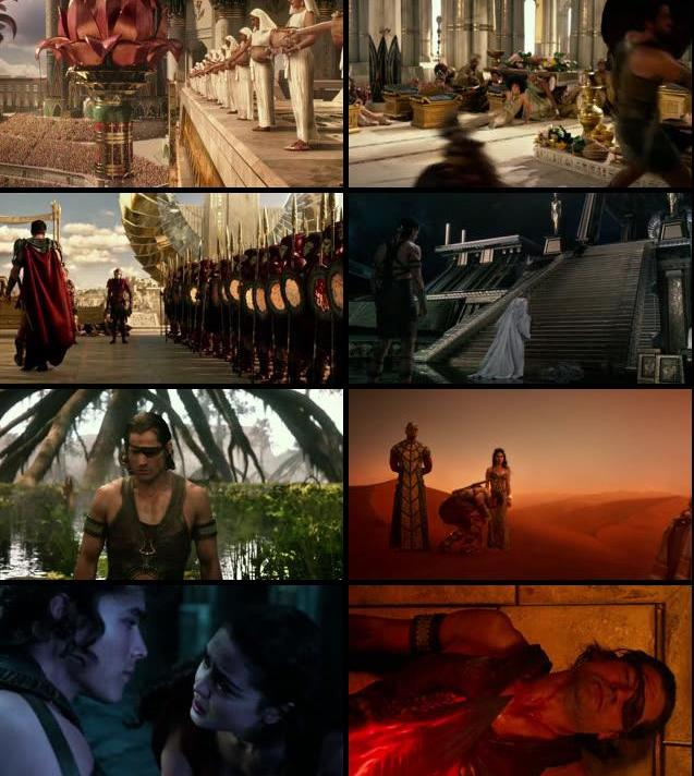 Gods of Egypt 2016 English 480p BRRip