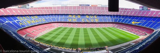 Camp Nou - Estádio do FC Barcelona