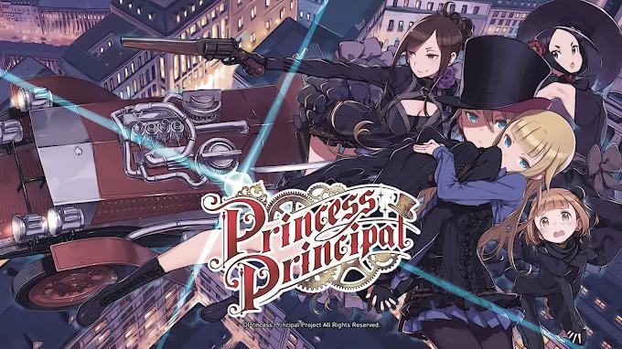 Princess Principal: Crown Handler - Movie 01