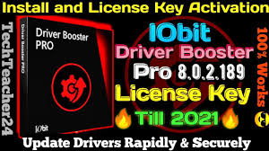 HOW TO GET driver booster  8.0.2 free download with key//driver booster 8.0.2 license key