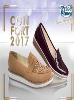 Catalogo de zapatos de estilo confort 2017  - Price shoes