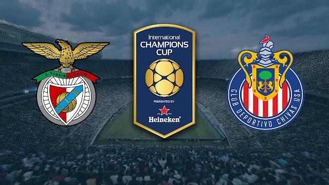 بث مباشر الان عبر الانترنت الكاس الدولية للأبطال مباراة بنفيكا ضد جوادالاخارا