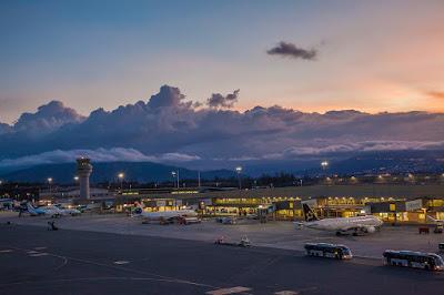 Aniversario del Aeropuerto de Quito