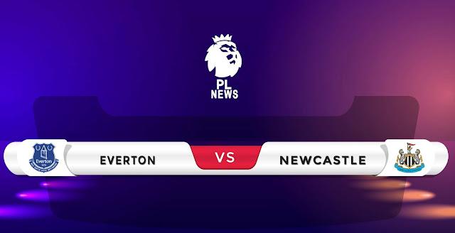 Everton vs Newcastle United Prediction & Match Preview