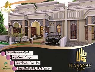 rumah syariah di bogor Hasanah city