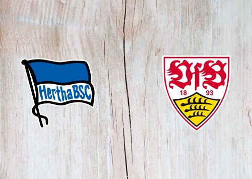 Hertha BSC vs Stuttgart -Highlights 17 October 2020
