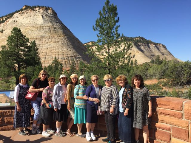 The ART of Travel: Touring Friends
