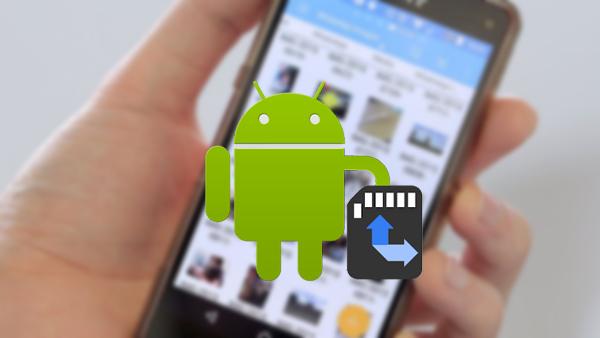 طريقة جعل تطبيق الواتس اب يحمل الصور والفيديوهات تلقائياً الى بطاقة ذاكرة الخارجية