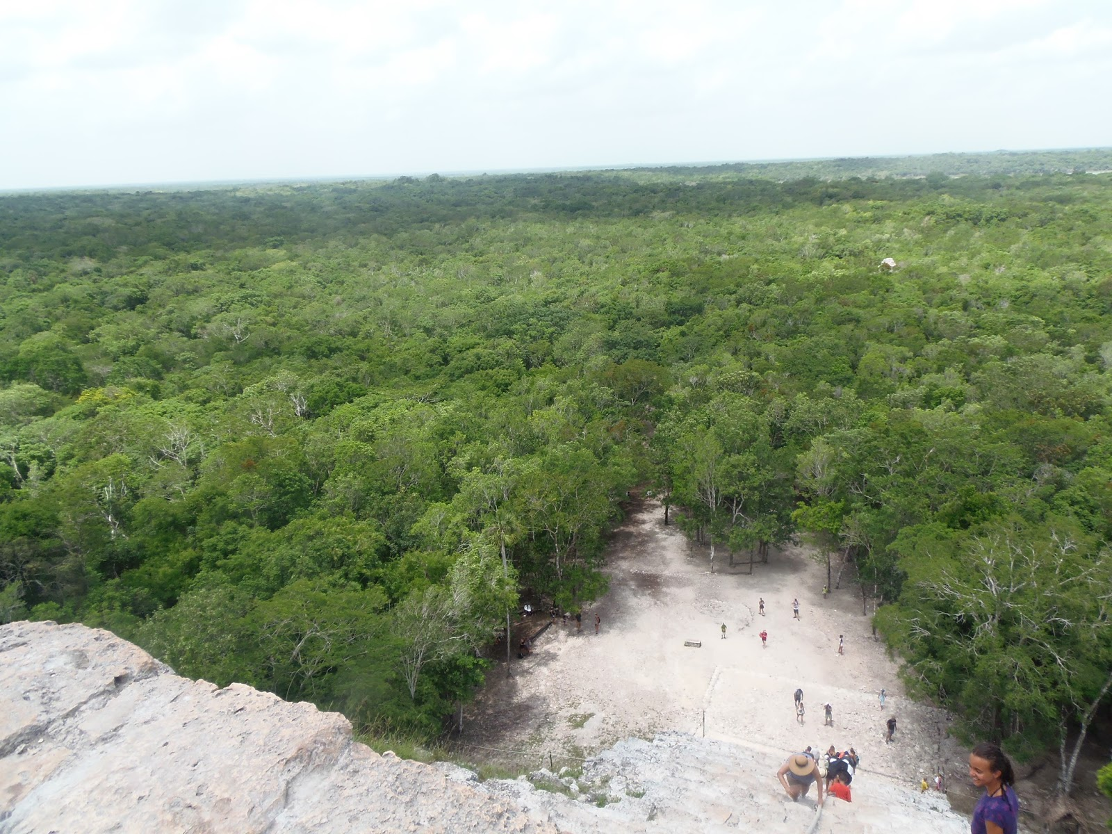 coba, mexico, travel, holiday, 2015, 2016, gap year, exploring, adventure, backpacking,