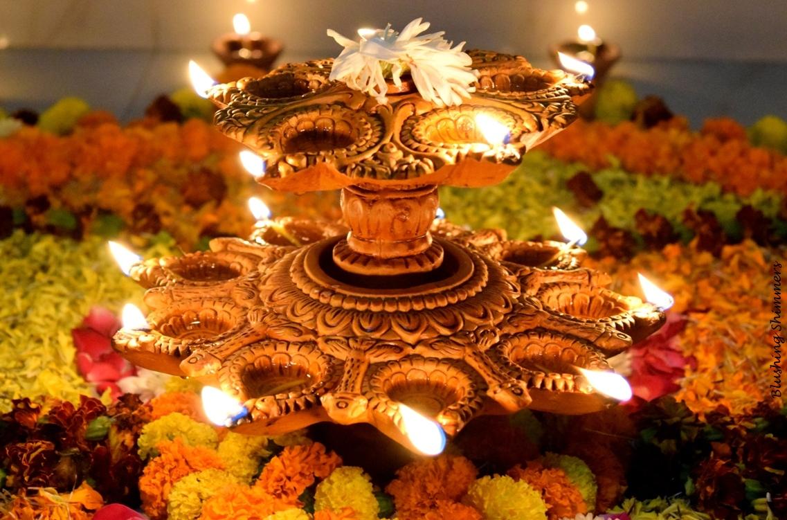 Beautiful Diwali Diya