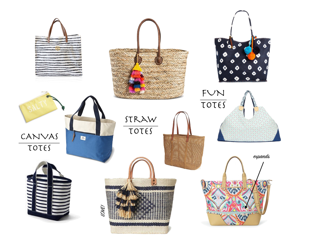 S / N: FAVORITE BEACH BAGS