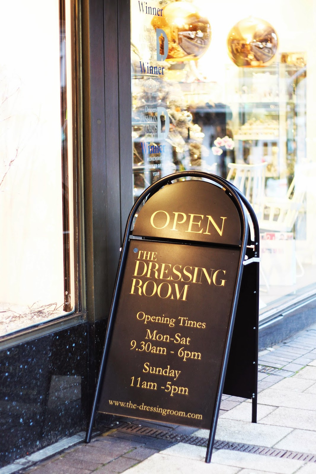 The Dressing Room St Albans | Small Business Saturday
