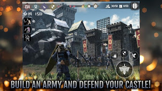 Merupakan game gres dari Foursaken Media Unduh Game Android Gratis Heroes And Castle's 2 apk + obb