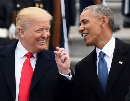 President Trump celebrates as Federal judge rules Obamacare as 'unconstitutional'