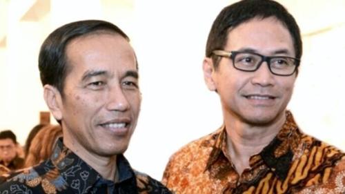 Puji Jokowi, Addie MS: Meski Dihina, Beliau Tetap Fokus Bekerja