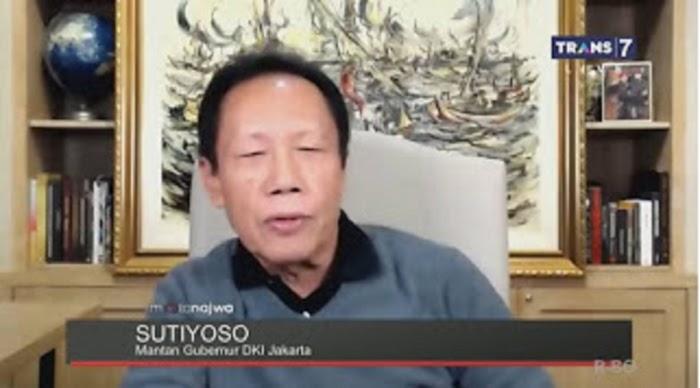 Bang Yos: Heran Gue, Banjir di Mana-mana sampai Bandung dan Semarang, tapi yang Digebukin Anies