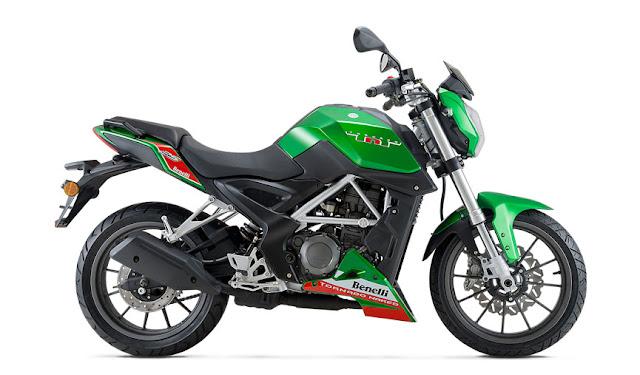 Spesifikasi Benelli TNT25