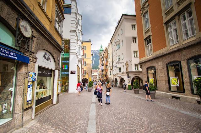 Herzog-Friedrich-Straße-Innsbruck