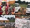 Jubilation As Community Union Empower Youths and Women With Cars, 50 Motorcycles, Bags of Rice, Cash Gifts In Enugu | CABLE REPORTERS