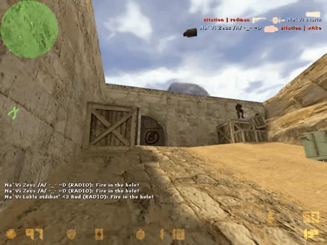 تحميل لعبة كونتر ستريك 1.6 للكمبيوتر