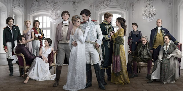 [review]《戰爭與和平》War and Peace 2016(BBC)