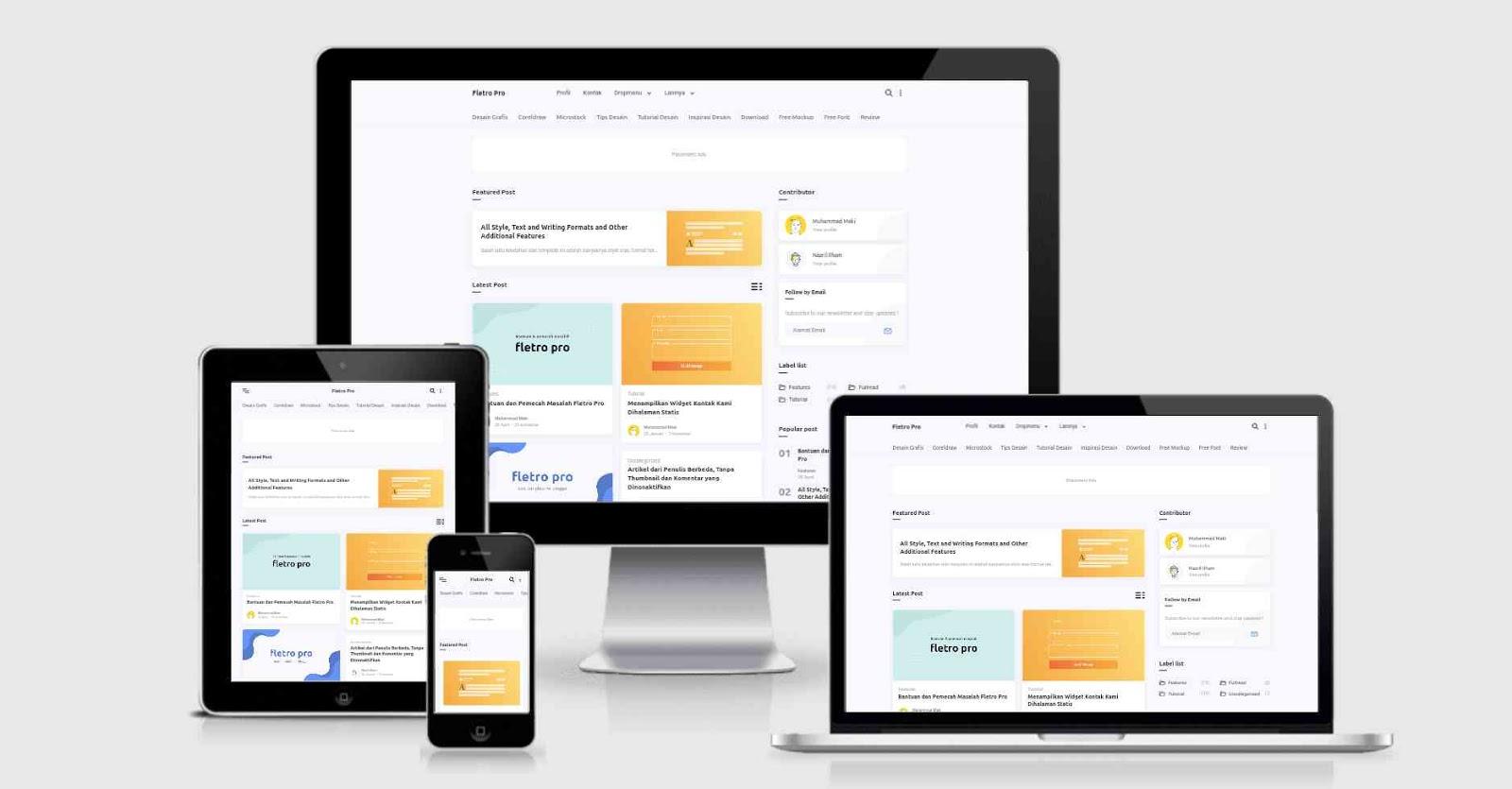 download-fletro-v5-blogger-template-free