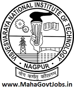 vnit recruitment 2021, jobs at Vnit Nagpur, vnit nagpur jobs