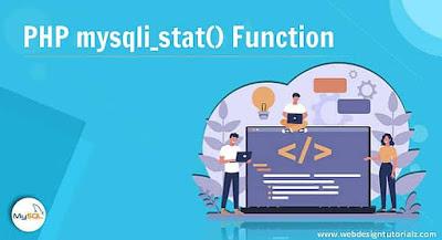 PHP mysqli_stat() Function
